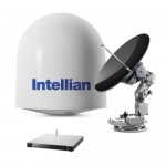 Intellian v100 VSAT System